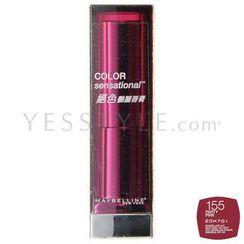 Maybelline New York - Color Sensational (#155 Party Pink)