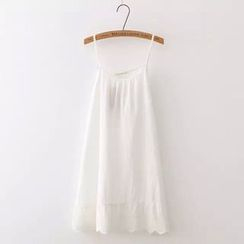 TOJI - Plain Paneled Slipdress