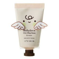 伊思 - Babyface One-Step Base SPF15 (#02 Green)