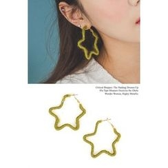 migunstyle - Star Earrings
