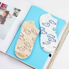 Socka - Goldfish-Print Socks