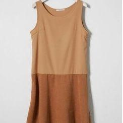 Janseed - Sleeveless A-Line Dress