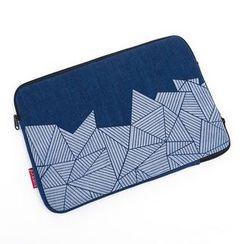 Plume Moon - Denim Tablet Sleeve (12')