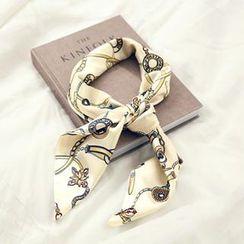 NANING9 - 印花圍巾