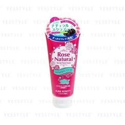 Cosmetex Roland - Rose Natural Scrub Face Foam (Mineral Clay)
