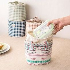 Home Simply - Printed Lunch Bag