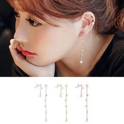 EPOQ - Star Non-Matching Earrings