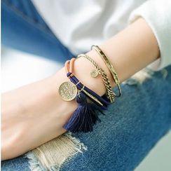 Calypso - Tassel Bracelet