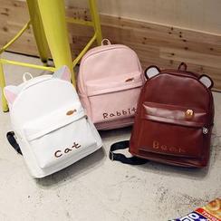 Youme - Ear Detail Backpack