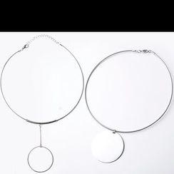 Sonne - Round Necklace