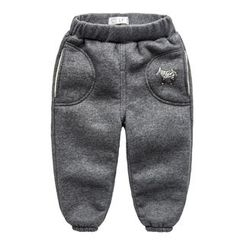 Kido - Kids Embroidered Sweatpants