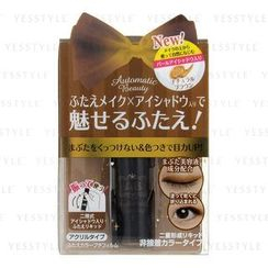 Dear Laura - Automatic Beauty Double Eyelid Color Petit Film (Natural Brown) (#AB-WX02)