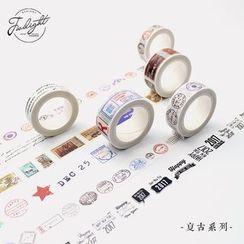 Milena - Stamp Print Masking Tape