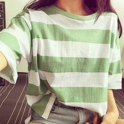 MayFair - Striped T-Shirt
