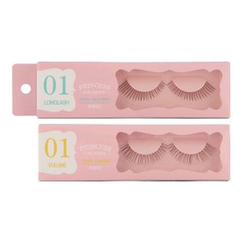 Etude House - Princess Eyelash Step 1 & Step 2