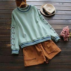YOYO - 印花套衫