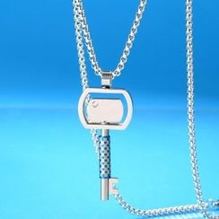 Roccaforte - Key Necklace
