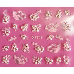 Maychao - 3D Nail Sticker (XF711)