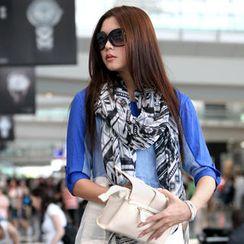 SO Central - 印花圍巾