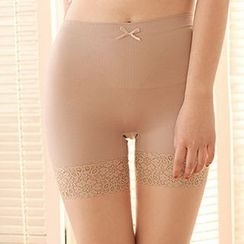 Fitight - Lace-Cuff Under Shorts