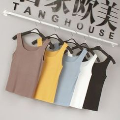 Tang House - Knitted Tank Top
