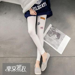 Tokyo Fashion - Appliqué Leggings