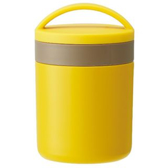 Skater - Earth Color Thermal Delica Pot (Yellow)