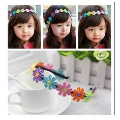 Aurabe - Kids Flower Hair Band