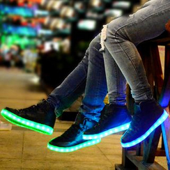 Easy Steps - LED-Sole Sneakers