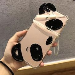 Kerodine - Panda iPhone 5/5S/6/6s/6plus/6splus/7/7plus Case