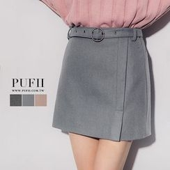 PUFII - Wool Skirt