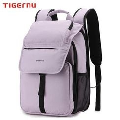 TIGERNU - Flap Laptop Backpack