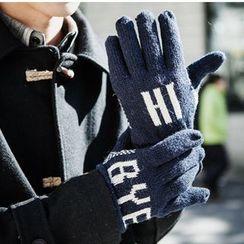 Fireon - 印字针织手套
