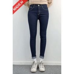 MICHYEORA - Washed Skinny Jeans