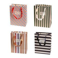 iswas - Striped Gift Bag