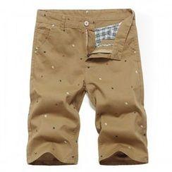 Hansel - Printed Casual Shorts