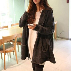 Dream Girl - Hood Long Cardigan