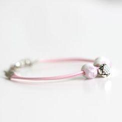 Porcelana - Beaded Bracelet/ Anklet