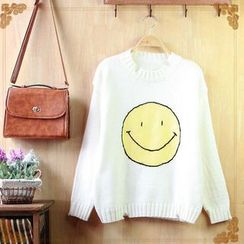 Angel Love - Smiley Sweater