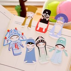 ITOK - Chinese Opera Bookmark