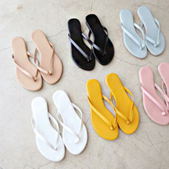 DAILY LOOK - Colored Flip-Flops