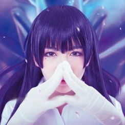 Ghost Cos Wigs - Sakurako-san no Ashimoto ni wa Shitai ga Umatteiru Cosplay Wig