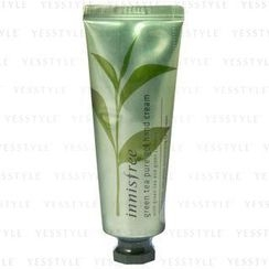 Innisfree - Green Tea Pure Gel Hand Cream