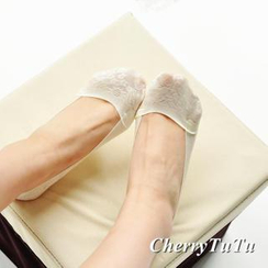 CherryTuTu - Lace Socks