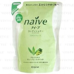 Kracie - Naive Conditioner (Aloe Vera & Grape) (Refill)