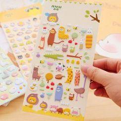 Nina's House - Cartoon Stickers
