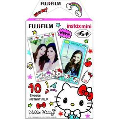 Fujifilm - Fujifilm Instax Mini Film (Hello Kitty 2) (10 Sheets per Pack)