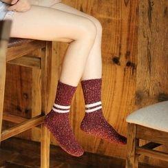 Socka - Melange Striped Socks