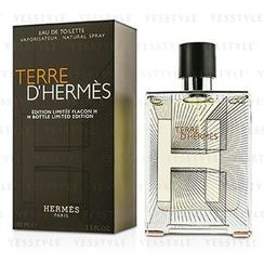 Hermes 愛馬仕 - Terre DHermes Eau De Toilette Spray (2014 H Bottle Limited Edition)