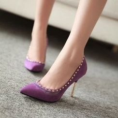 Pangmama - Studded Pumps